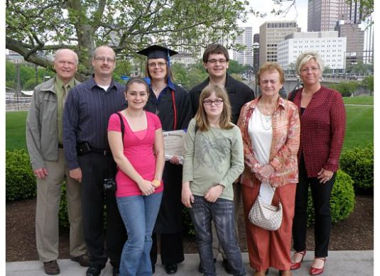 Bachelors of Science in Management from Franklin University
